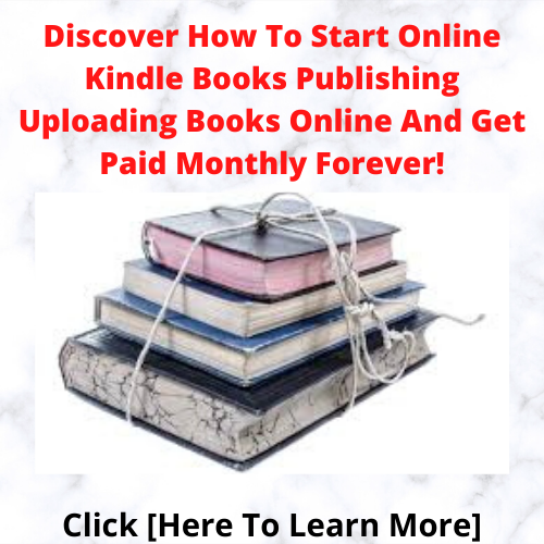 expertnaire, kindle book publishing, kindle book, amazon book publishing, Gbenga akinwole, make money online, self publishing, passive income, online business opportunity